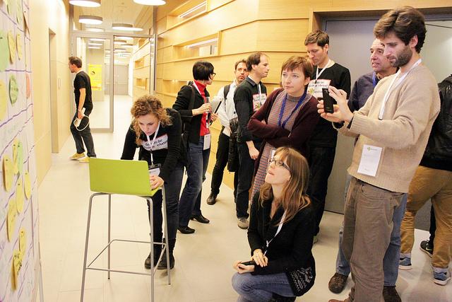 CC-BY Clara Landler / Zentrum für E-Governance